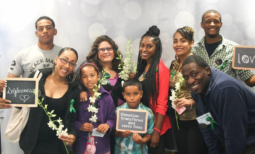 Donor Family Celebration with LifeCenter Northwest