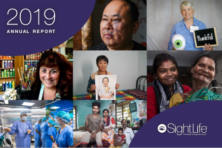 SightLife's 2019 Annual Report: Reflecting on a Record-Breaking Year
